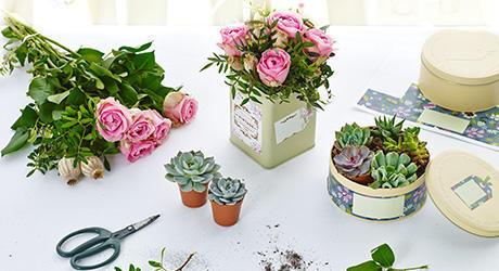 flowertins
