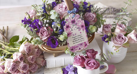 sympathy flowers & cards