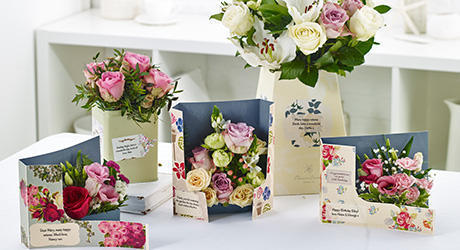Cheap Flower Cards By Post