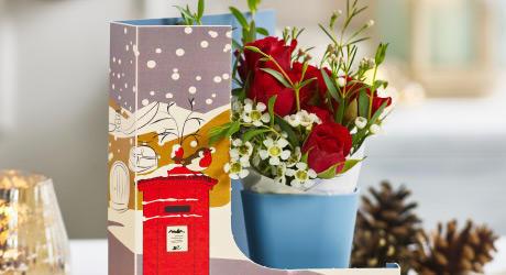 Christmas Flowerposies