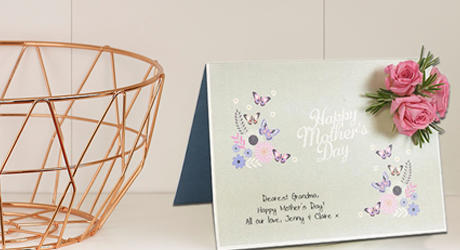 Mother's Day Letterbox Flowers