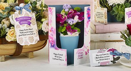 Easter Flowerposies