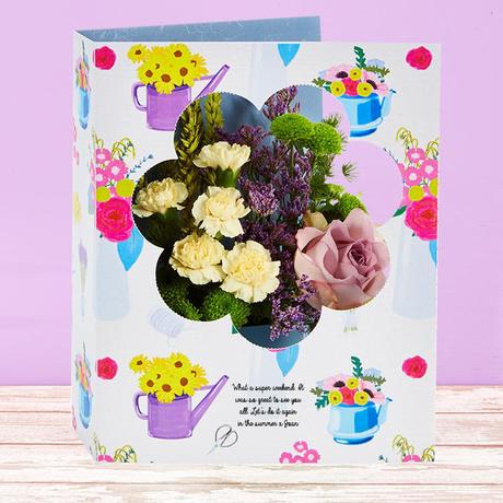 flowercard grande