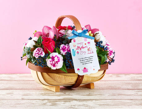 Mother's Day Trugs