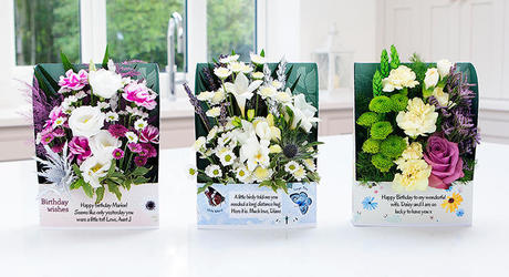 Frame Flowercards