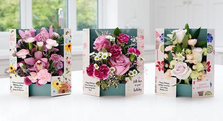 gatefold flowercards