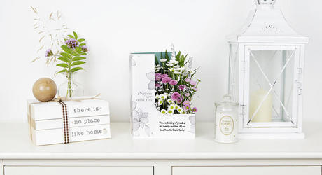 sympathy flowers & cards