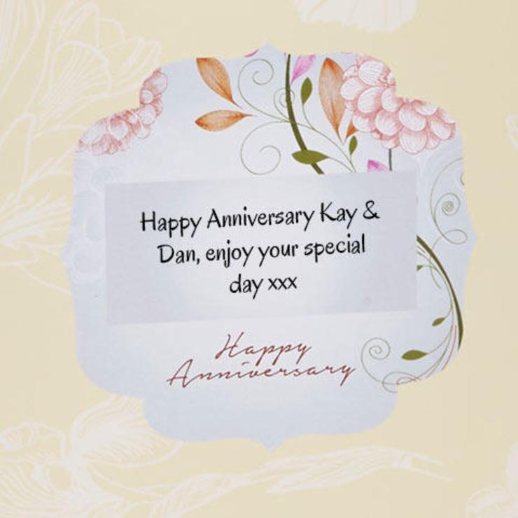 Anniversary Bliss