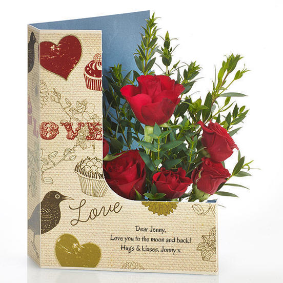 Letterbox Flower Cards