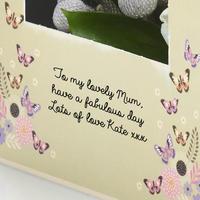 Butterflies for Mum