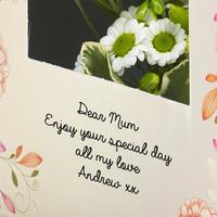 Mum's Perfect Petals