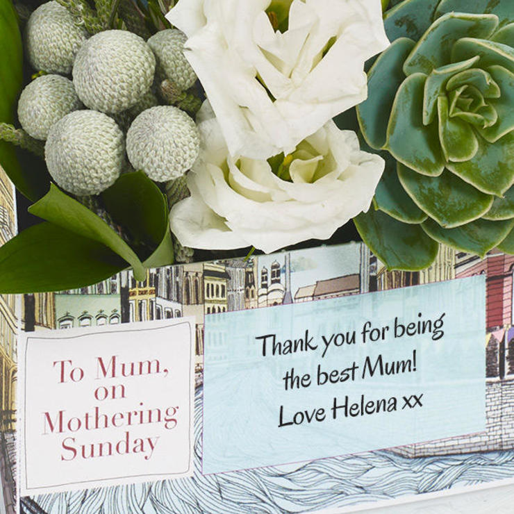 White Mothering Sunday