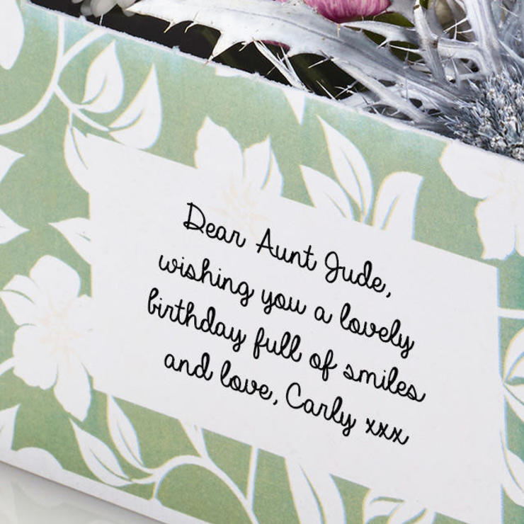 Aunt's Wish