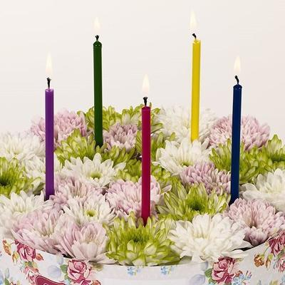 Coloured Candles
