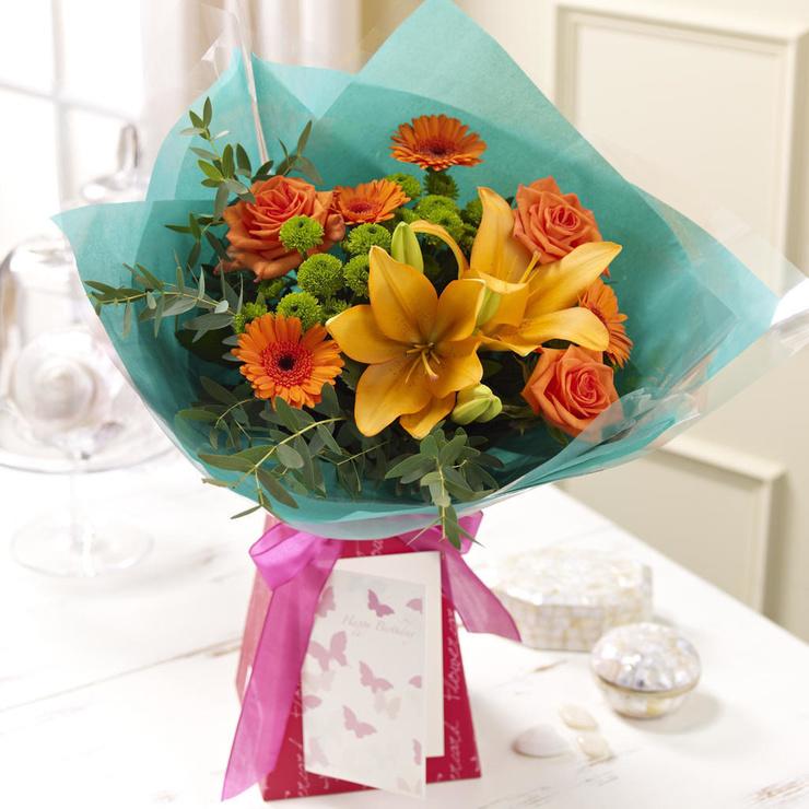 Seville Sky Bouquet