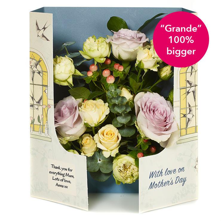 Mum's Radiant Roses