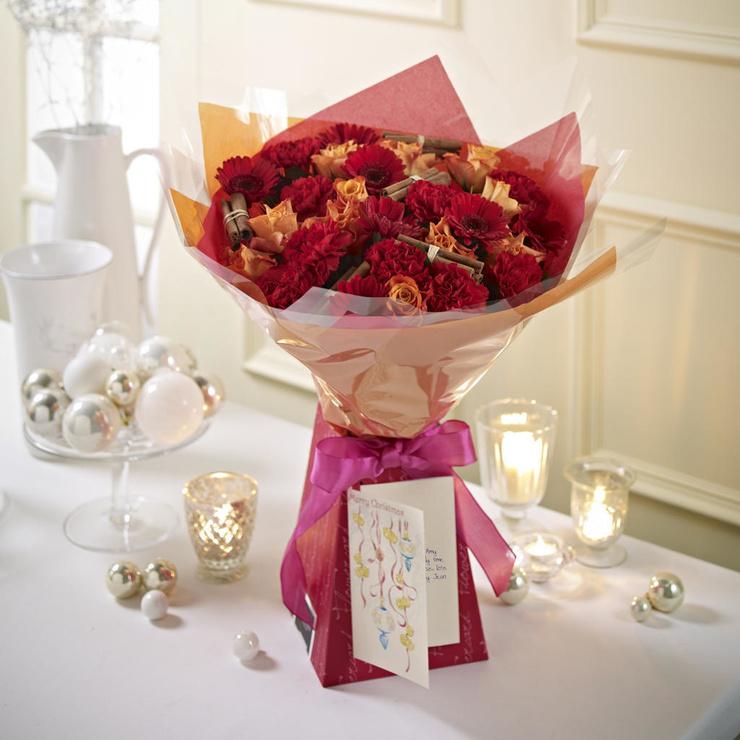 Festive Rose Petals