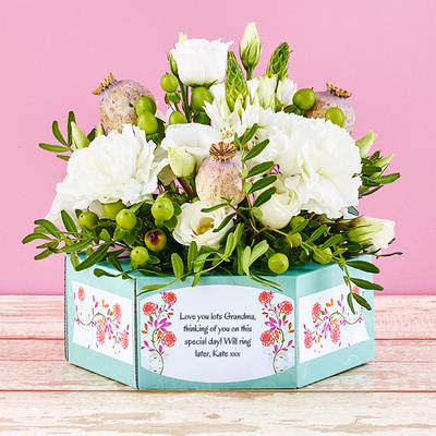 Iced Gems - Flower Cards