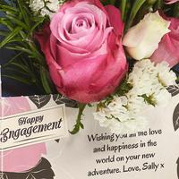 Engagement Blooms