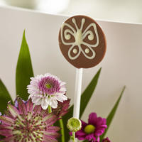 Chocolate Lollipop