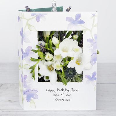 Viva la Violet - Flower Cards