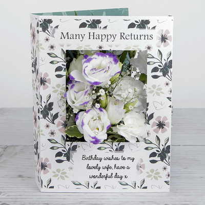 Purple Reign - Flower Cards