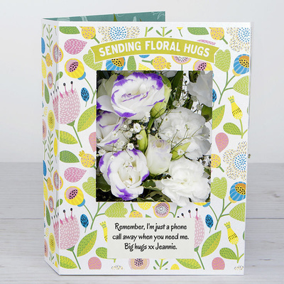 Purple Pop - Flower Cards