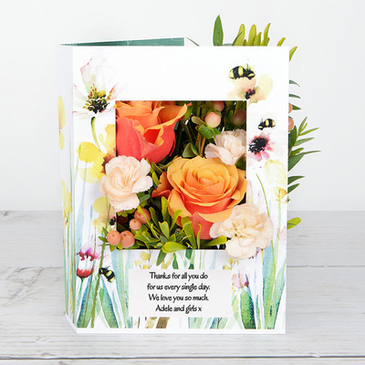 Hey Honey Bee! - Flower Cards
