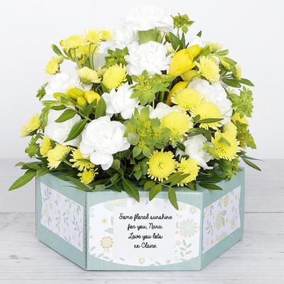 Burst of Sunshine - Flower Cards