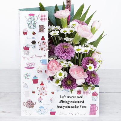 Village Fete - Flower Cards