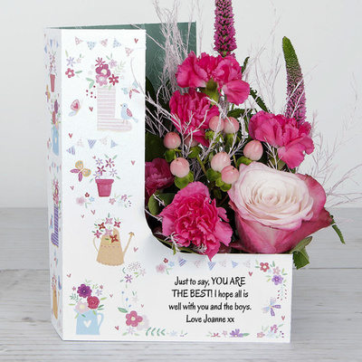 Little Miss Veronica - Flower Cards