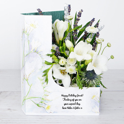 Freesia Dreams - Flower Cards
