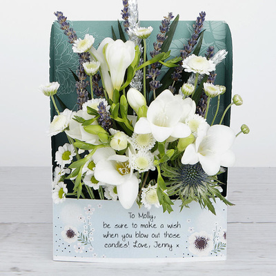 Sweet 60 - Flower Cards