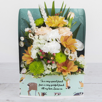 Badger & Co. - Flower Cards