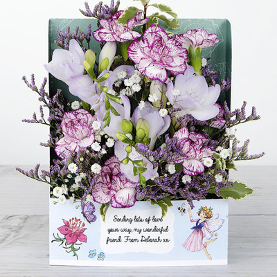 Fairy Whispers - Flower Cards