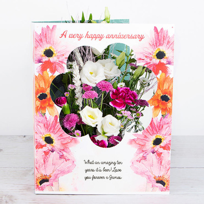 Forever Love - Flower Cards