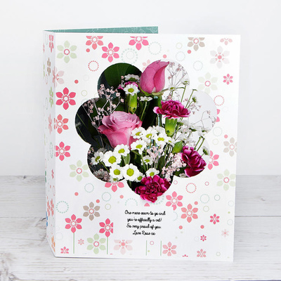 Cotton Candy - Flower Cards
