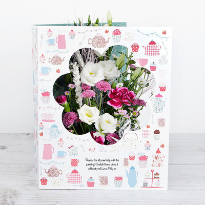 Pink Lady - Flower Cards