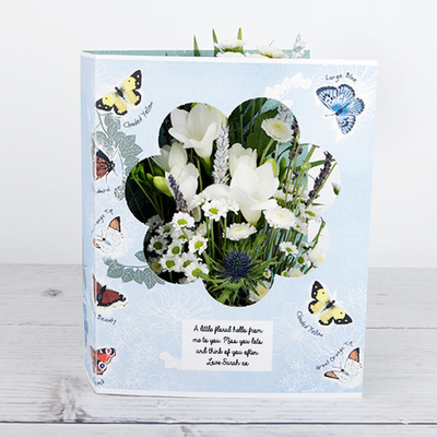 Garden Dance - Flower Cards