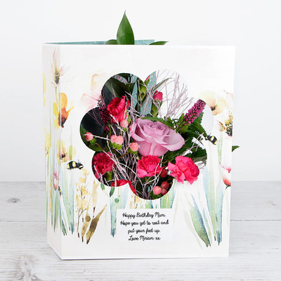 Bumbling About - Flower Cards