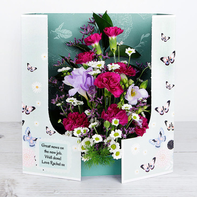 Fern Frolics - Flower Cards