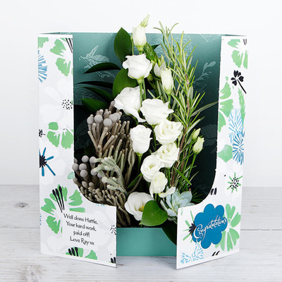 Cheery Cluster - Flower Cards