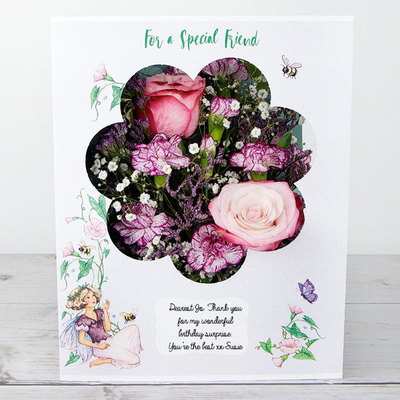 Fairy Song - Flower Cards