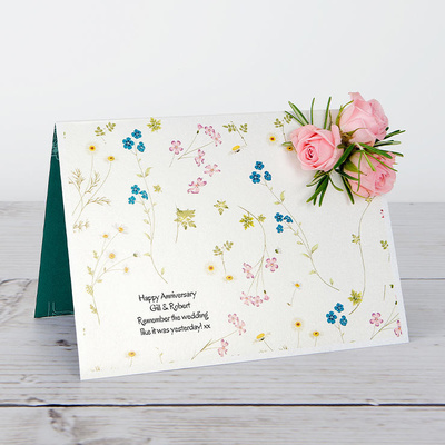Wildflower Dew - Flower Cards