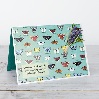 Scent of a Butterfly - Flower Cards