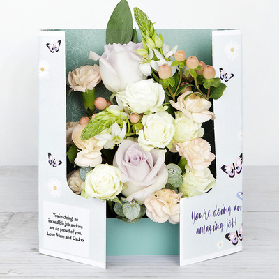You're Amazing! - Flower Cards