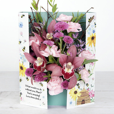 The Bees Knees - Flower Cards