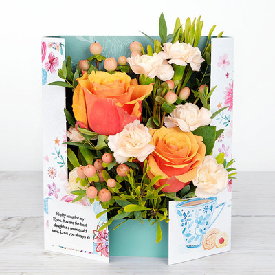 Lady's Day - Flower Cards