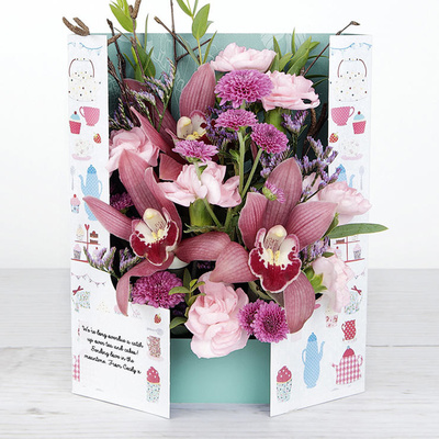 Sweet Tea - Flower Cards