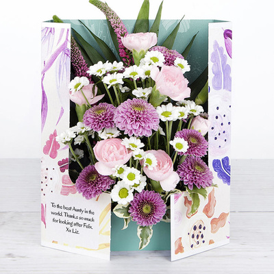 Button Shop - Flower Cards